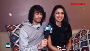 Shantanu Maheshwari and Nityaami Shirke share insights about their upcoming act on Nach Baliye 9
