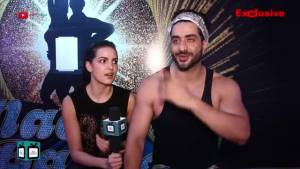 Did Aly Goni DISCLOSE the theme of his next weeks dance performance on Nach Baliye 9 ?