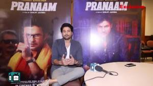Pranaam is a complex movie in its own way, that I loved being a part of : Rajeev Khandelwal
