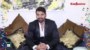 Birthday celebration with Kumkum Bhagya's Abhi aka Shabir Alhuwalia