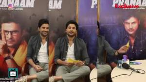 Rajeev Khandelwal aka Sujal takes up the Kahin Toh Hoga quiz