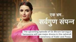 Major drama in Ek Bhram Sarvagun Sampana; Kabir's game to end