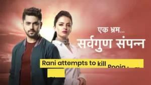 Major drama in Jhanvi's life in Ek Bhram Sarvgun Sampana