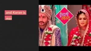 Kundali Bhagya I Major drama to unfold in Karan-Preeta's life post marriage