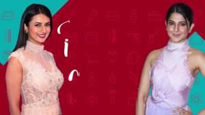 Get a Look Like Hina Khan ft. Neha Suradkar
