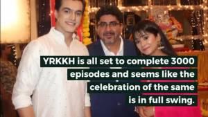 Mohsin-Shivangi enjoy Ganpati visarjan with the cast of YRKKH I Yeh Rishta Kya Kehlata Hai
