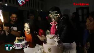 Sriti, Shabir, Dheeraj, Shraddha and others enjoy Anjum Fakih's birthday bash