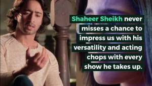 Yeh Rishtey Abeer aka Shaheer loves to flirt with.....