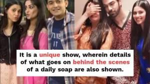 Rohit and Sonakshi's fun moments from the sets of Kahaan Hum Kahaan Tum