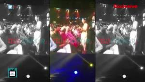 Exclusive footage of IIFA Rocks LEAKED