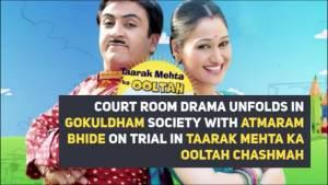 Courtroom Drama in Taarak Mehta Ka Ooltah Chashma