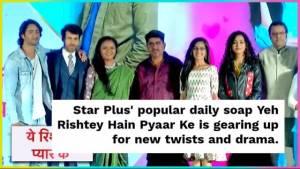 Kunal, Kuhu & Meenakshi to separate Abeer-Mishti in Yeh Rishtey
