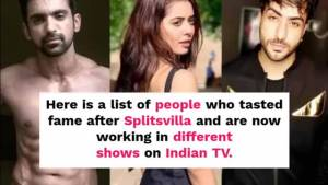 Arjit taneja, Aly Goni, and other actors who rose to fame post MTV Splistvilla