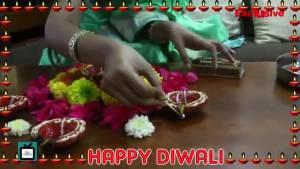 Diwali Special   Ex Bigg Boss 13 contestant Dalljiet Kaur shares Diwali memories