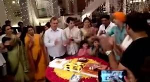 Mohsin Khan's post birthday celebrations with Rajan Shah, Shivangi Joshi and cast of Yeh Rishta