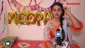 Behind the scenes with Meera Deosthale aka Vidya