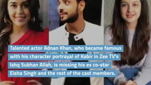 Adnan Khan shares, that he misses the old cast of Ishq Subhan Allaha and Eisha Singh