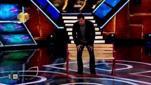 BB13 Weekend ka Vaar   Salman Khan gets angry on Shefali Zariwala