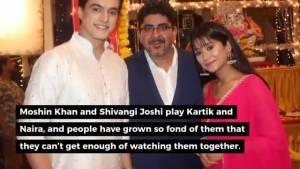Moshin-Shivangi aka Kartik-Naira are the couple of the week