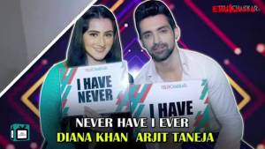 Arjit and Diana spill each-others personal secrets