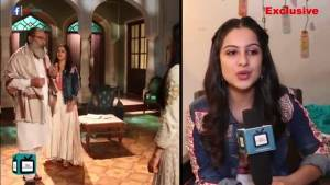 BTS from the sets of Ishq Subhan Allah, Tunisha Sharma talks about the upcoming scene