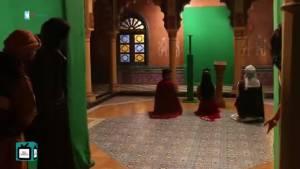Aladdin-Yasmin moments from the sets of Aladdin-Naam toh Suna Hoga