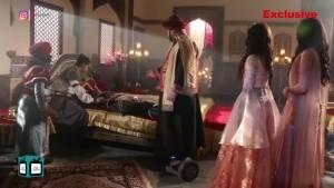 Aladdin-Yasmeen moments from the sets of Aladdin Naam Toh Suna Hoga