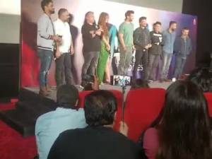Malang Trailer launch Media interaction Uncut