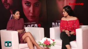 Hina Khan shares about her journey, struggles, Damaged 2, and more
