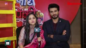 Naati Pinky's Riya & Puneet talk about the plot of the show, BTS from sets, and more