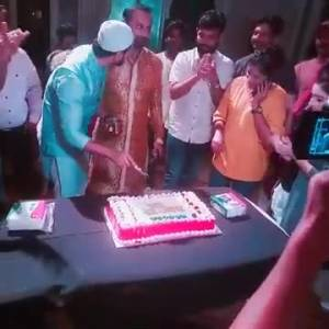 Adnan Khan and Tunisha Sharma celebrates 500 successful episodes of Ishq Subhan Allah