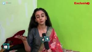 RadhaKrishn's Rukmani aka Zalak Desai has something special to share about Sumedh & Mallika