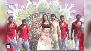On Location: Kundali Bhagya | Holi Special | Karan-Preeta's dance number in Rang Malang