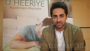 Tellychakkar meets up with Ayushmann Khurrana