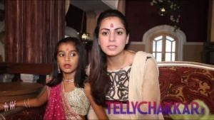 On the sets: Life OK's Tumhari Pakhi