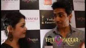 Stars at Tellychakkar.     com's 9th anniversary bash talk about their association with     Tellychakkar