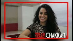 The gorgeous Sara Khan becomes the Guest Editor at Tellychakkar           .com