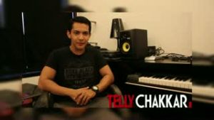 Singing sensation Aditya Narayan unplugged on Tellychakkar          .com