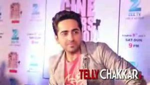 Ayushmann and Parineeti talk about mentoring