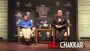 Getting candid with Raj Nayak and Anupam Kher