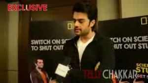 Manish Paul talks about his new show 'Science of Stupid'