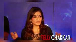 Gorgeous Raveena Tandon talks about her show Simply Baatein
