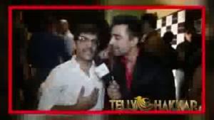 Ek Number Ajaz Khan turns anchor for Tellychakkar