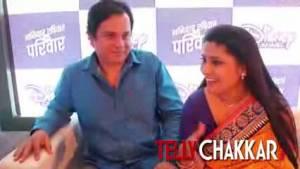 Meet the bubbly actors Mahesh and Renuka from Kabhi Aise Geet Gaya Karo