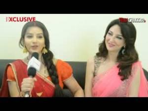 &TV's Bhabhijis visit Tellychakkar.      com