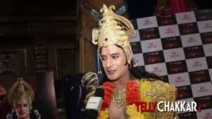 Gagan Malik's THREE avatars in Hanuman