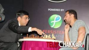 Talking Chess with Aamir Khan