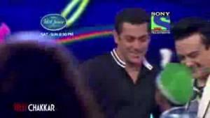 Salman Khan gets candid on Indian Idol Junior