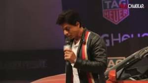 SRK talks about Sultan-Raees clash