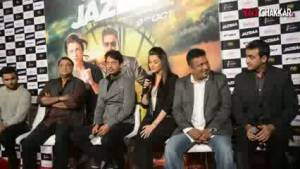 Aishwarya & Irrfan reveal SECRETS at Jazbaa Trailer launch